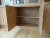 Internal matching shelf