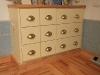 Bespoke mini drawer unit