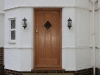 Bespoke main entrance door