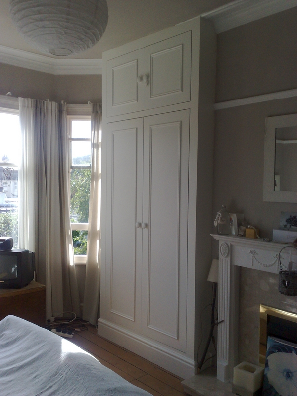 Made to Measure Built-in Wardrobes