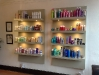 Bespoke floating shelves with integral lighting.jpg