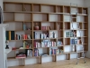 Bespoke home library incorporating sliding ladder.jpg