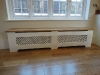 Bespoke radiator / window seat