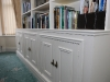 Bespoke cabinet and shelving unit