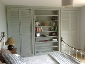 Custom bespoke fitted bedroom Colwyn Bay Abergele